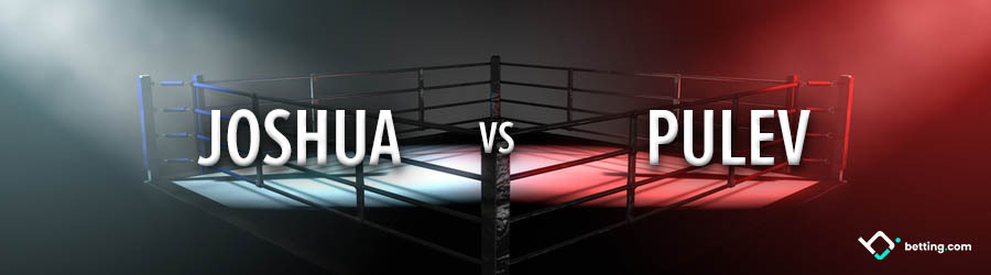 Joshua vs Pulev Heavyweight World Championships Fight