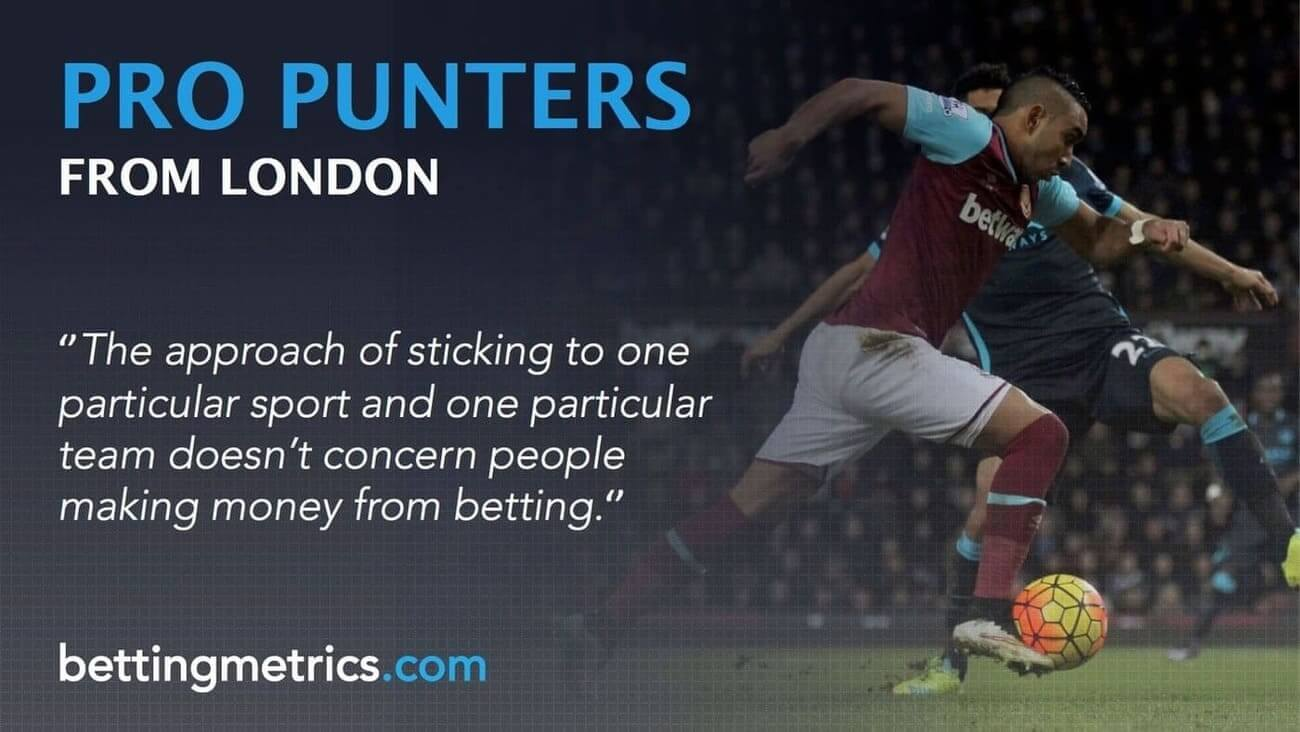Inside a pro punters mind - the first episode of the interviews with betting professionals.