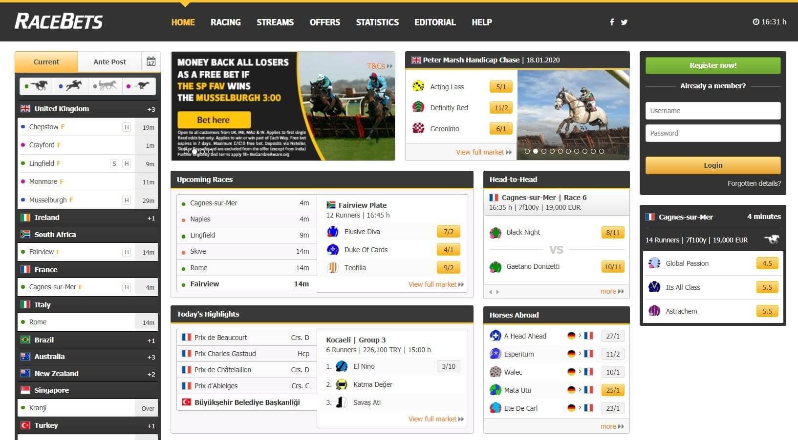 Racebets matched betting sport europe bet com