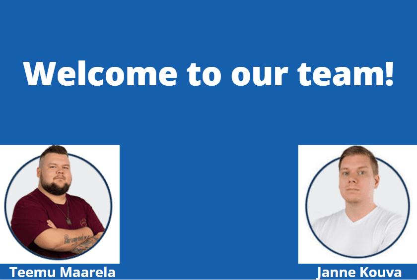 Teemu Maarela & Jaane Kouva - Our New Betting Experts