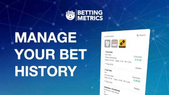 How to manage your bet history