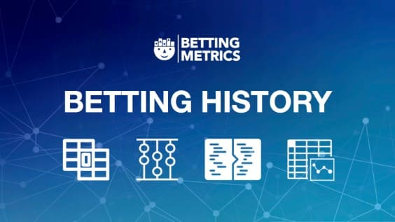 The hidden key to succes for every punter - betting history