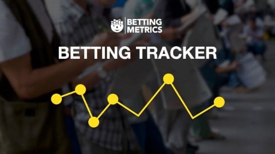 5 reasons why I track my bets - betting tracker image