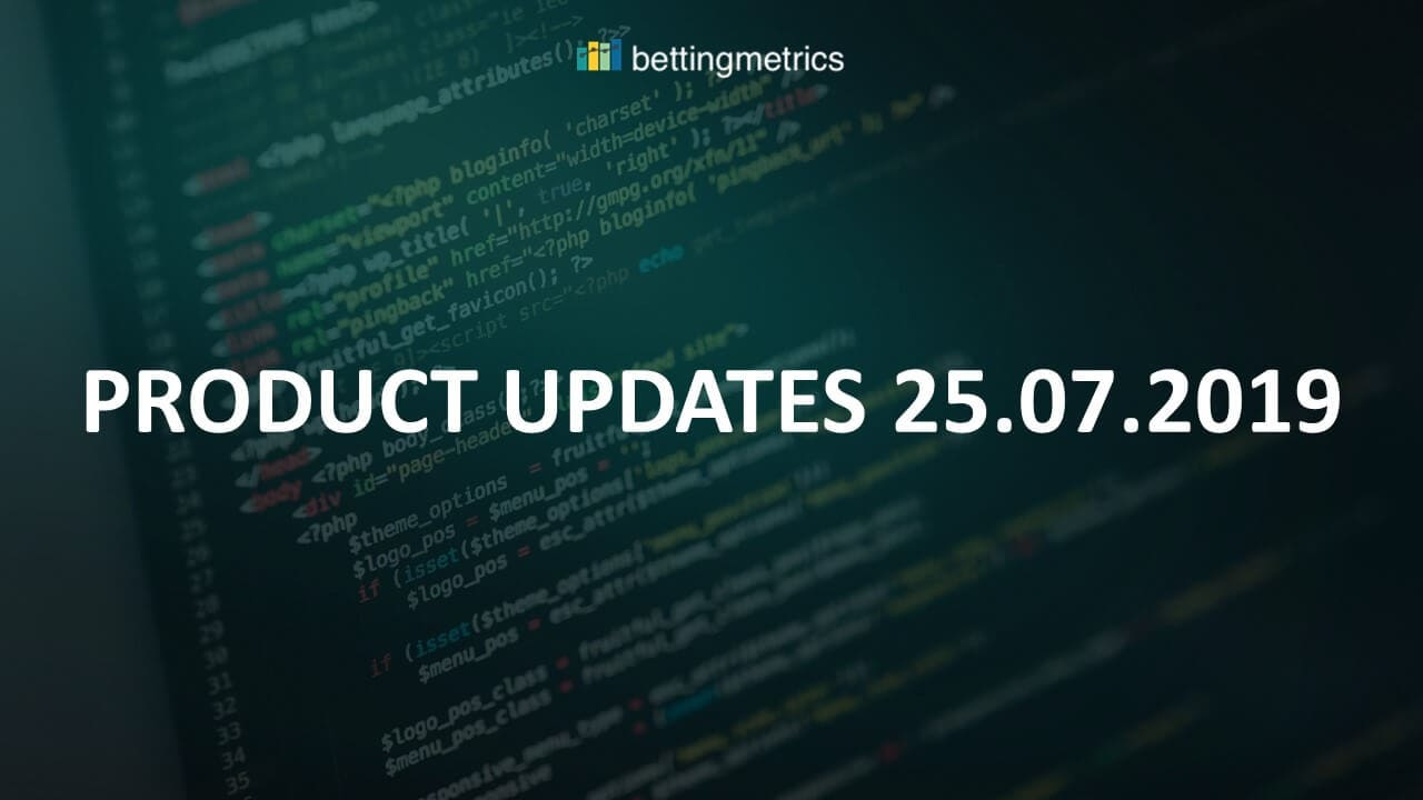 Betting.com updates - introducing event center, stats in odds comparison, tipster achievements, fixed bugs and much more